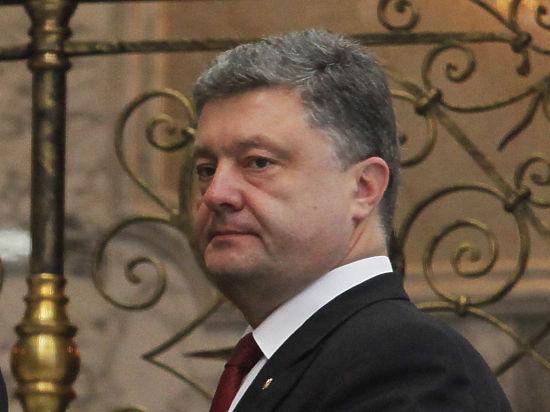 Украинский президент назвал присоединение полуострова насильственным