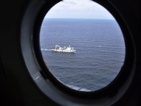 Крушение траулера «Дальний восток»: на судне были незаконные мигранты