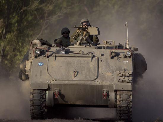 Израиль объявил о приостановке операции