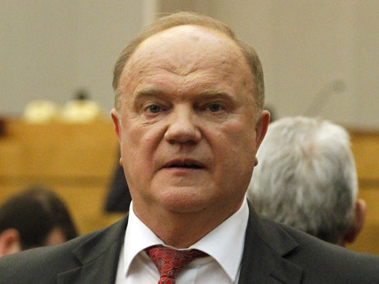 Зюганов не хотел пускать внука на выборы в Мосгордуму