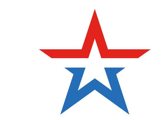 Утвержден новый логотип российской армии — трехцветная звезда