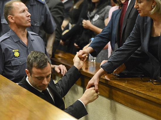 Апелляция прокуратуры ЮАР по делу Писториуса будет рассмотрена 9 декабря