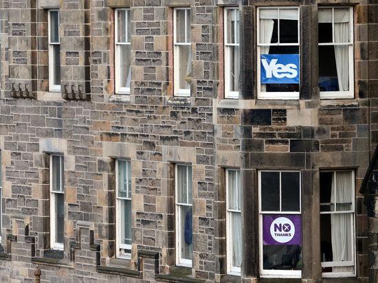 Букмекеры не верят в независимость Шотландии
