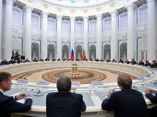 Путин, 40 олигархов и Набиуллина: как проходила тайная вечеря в Кремле