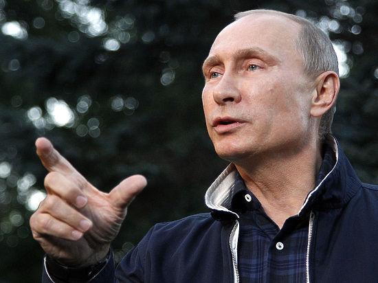 Путин предложил наказывать коррупционеров менее серьезными штрафами