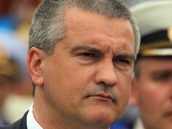 Аксенов: от масштаба воровства в Крыму