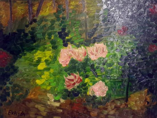 Евгения Васильева начала зарабатывать на жизнь собственным творчеством