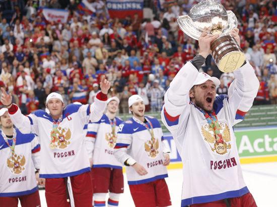 Сборную России по хоккею плохо встретили в московском аэропорту