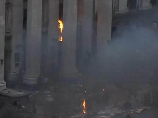 Украинское следствие винит в одесской трагедии фанатов и провокаторов: применялся хлороформ