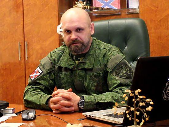 В СМИ сообщается, что ответственность за взрыв взяли на себя украинские партизаны