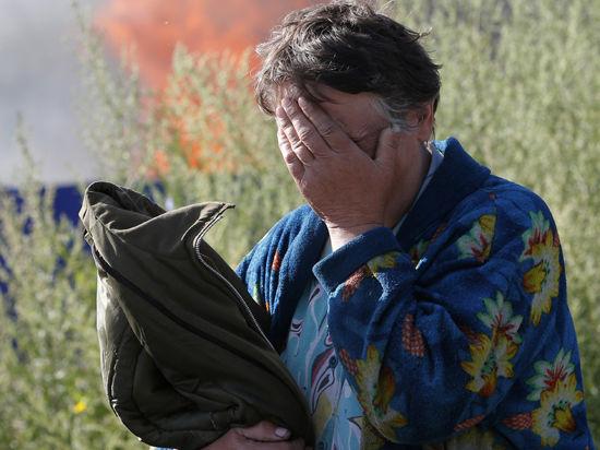 Перемирие окончено, под Донецком война: танковый бой,