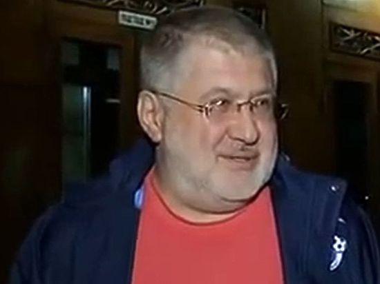 Месть за выговор: банк Коломойского заблокировал счета Порошенко