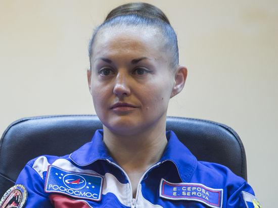 Российская женщина-космонавт выбрала себе купальник для работы на орбите