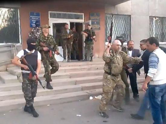 «Армия Коломойского» изнутри: как готовят добровольцев в батальон «Днепр»