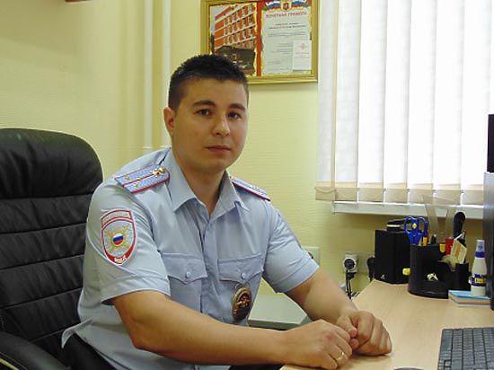 Участковый ОМВД «Зюзино» обвинил начальника в избиении