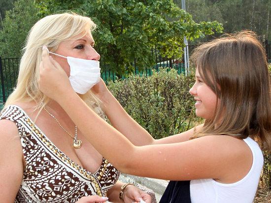Лихорадка Эбола стала рекламным трюком