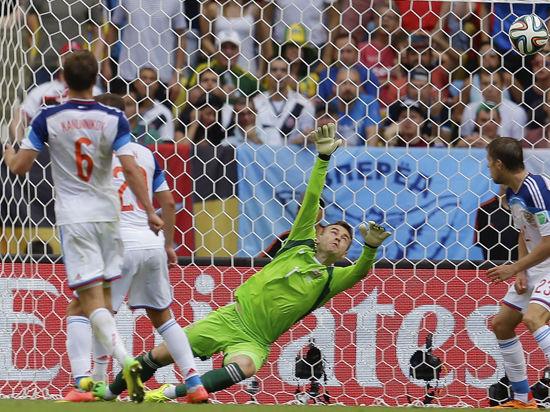 Чемпионат мира по футболу: Россия проиграла Бельгии за пять минут до конца встречи. Онлайн