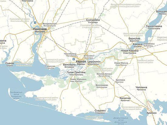 Суббота в городах бывшей Новороссии - «взрывной день»