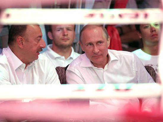 Путин, Алиев, Саргсян: Нагорный Карабах на фоне боев без правил