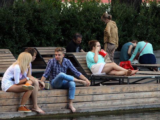 В московских парках появятся мобильные библиотеки