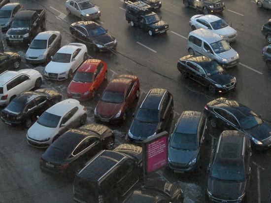 В городах могут появиться платные районы для автомобилистов