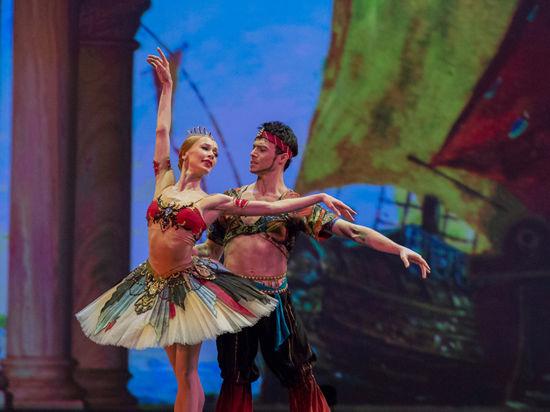 На сцене Александринского театра в Санкт-Петербурге завершился XIII Международный фестиваль балета Dance Open