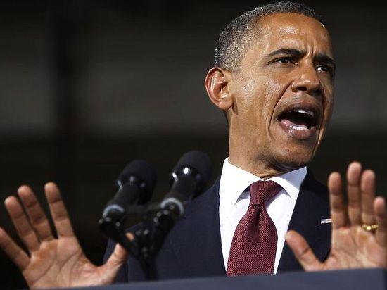 Обама передумал поставлять оружие на Украину после встречи с Меркель