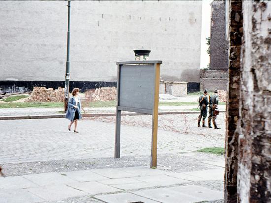Атташе советского посольства рассказал, как 53 года назад Берлин разделили на два города