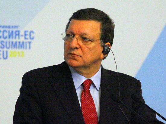 Еврокомиссия: взять Киев за две недели Путин не обещал - слова Баррозу вырвали из контекста