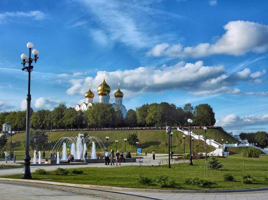 Туризм по-ярославски