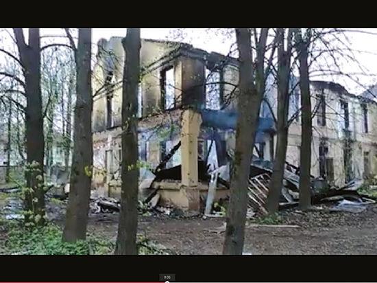После пожара в усадьбе «Дугино» Минкультуры занялось ее охраной