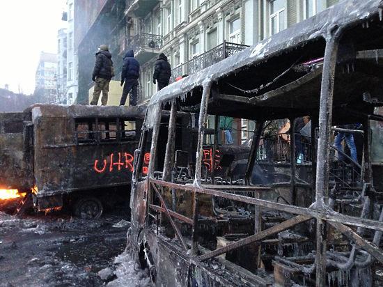 Год после Майдана: сумасшедший дом только начинается?