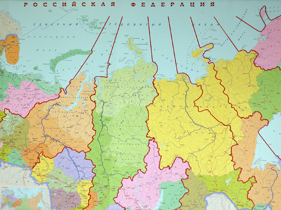 С российских географических карт могут исчезнуть неприличные названия