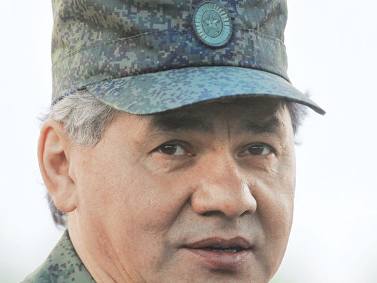 Шойгу: В Восточный военный округ поставят свыше 13 тысяч единиц новой техники