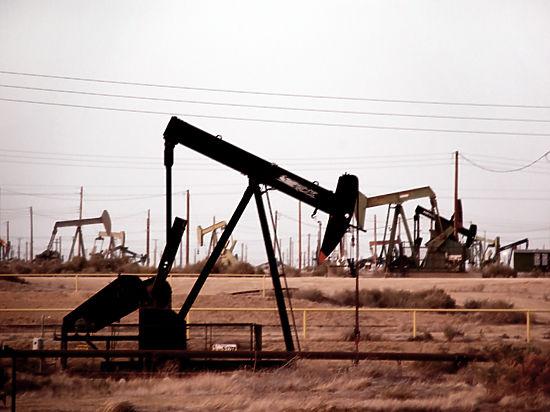 Нефть падает, и дно не пробито