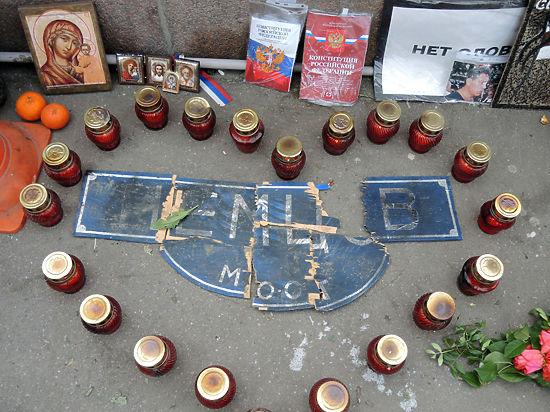 За мемориал Немцова накажут, как за панк-молебен?