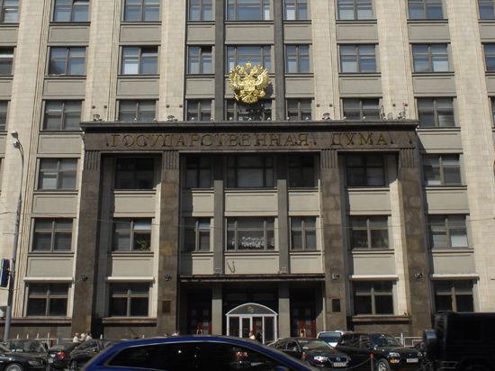 Советники президента пожалуются на Госдуму в Верховный суд