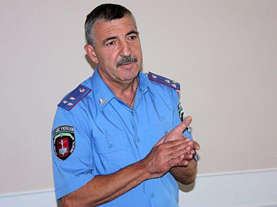 Приднестровье не впускало на свою территорию одесского милиционера, стоявшего 2 мая за спинами боевиков