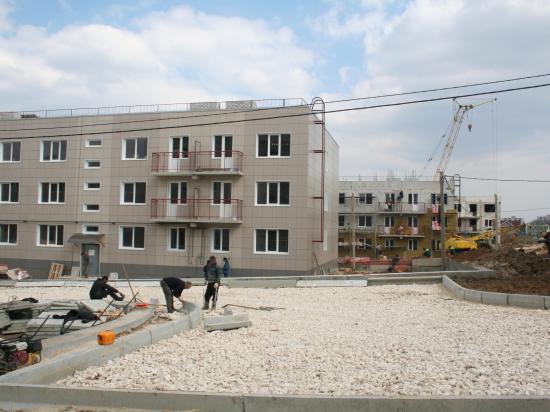Семь трехэтажек, признанных самостроем, должны быть разрушены по решению суда