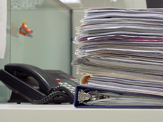 Бюрократа ударят реестром отчетности