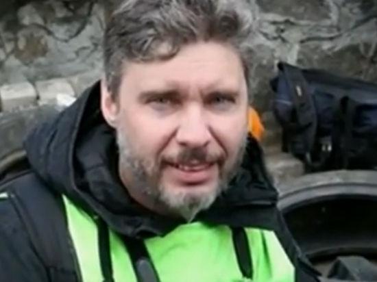 СКР: Машину, в которой ехал Андрей Стенин, расстреляли из танка