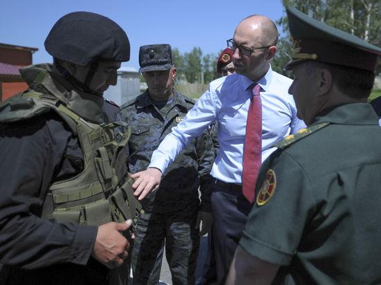 Яценюк «накажет» Россию за Крым на 90 млрд долларов
