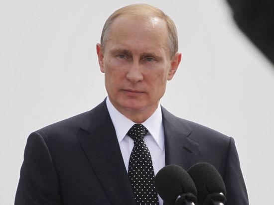 Путин: «Санкции лишь поспособствуют развитию России»