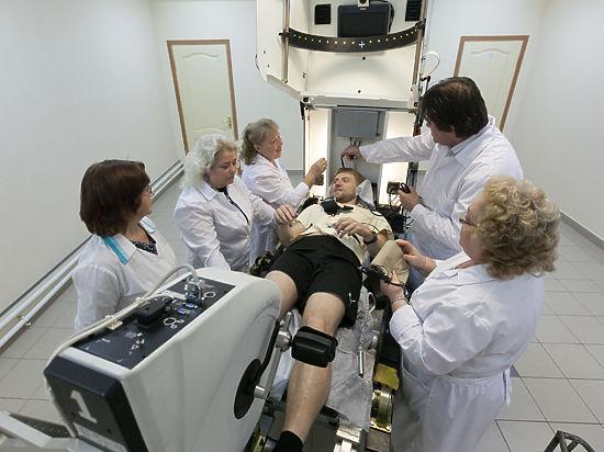 Идею Константина Циолковского о создании в космосе искусственной гравитации начали осуществлять специалисты ГНЦ РФ «Институт медико-биологических проблем РАН»