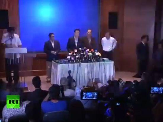 """В Малайзии прошла пресс-конференция по вопросам трагедии с """"Боингом"""""""