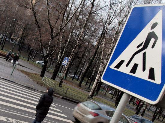 Пешеходов заставят ходить по диагональным переходам