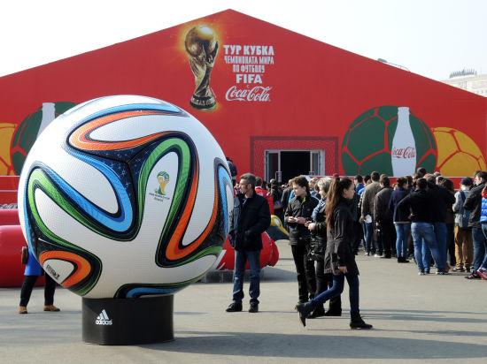 На чемпионат мира по футболу 2018 года в России болельщики смогут попасть без виз