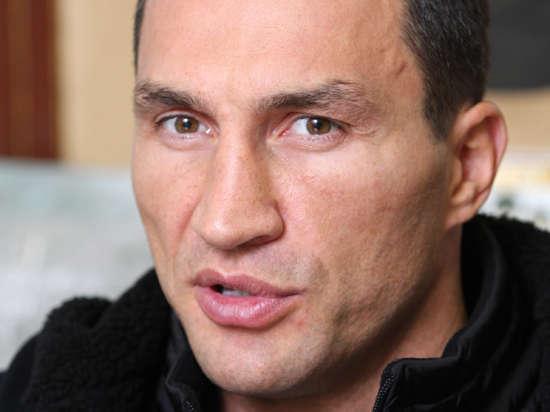 Явление Кличко Майдану: проезжую часть мэр у палаточников отбил
