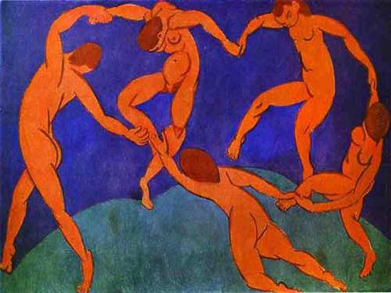 «Танец» Матисса уехал в Париж