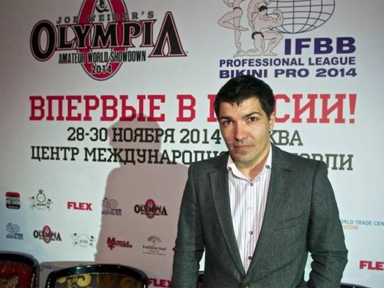 Шварценеггера от «Олимпии» в Москве удержит только политика